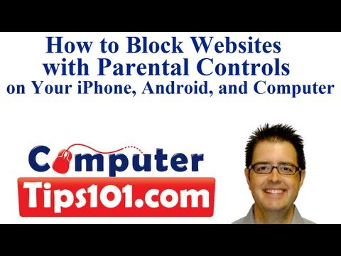 How to Block Websites with Parental Controls on Your iPhone, Android, and Computer