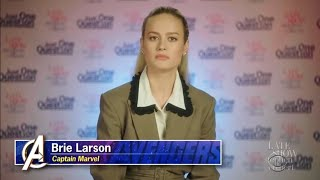 Download Brie Larson's Failed Attempt At Comedy Video