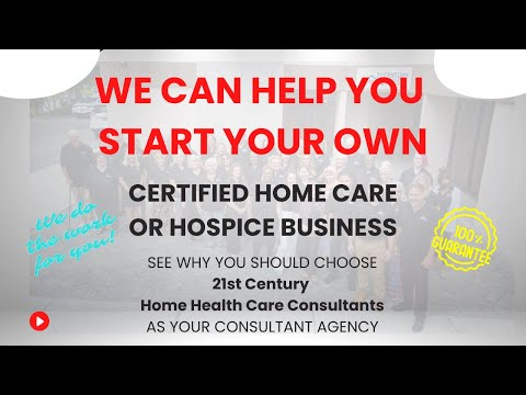 How to Start a Non-Medical Home Care Business or Open a Home Health Care Agency