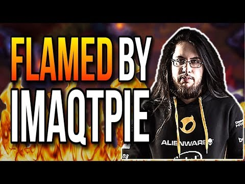 IMAQTPIE FLAMES ME! WHAT DID I DO WRONG? - League of Legends