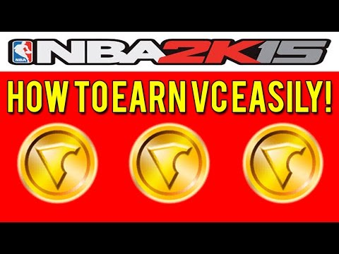 How to Earn VC on NBA 2K15 Quick and Easy! PS3/PS4/XBOX ONE/XBOX 360