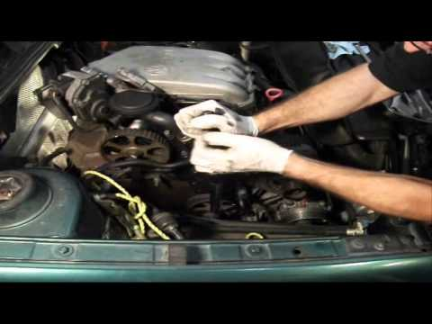 VW Timing Belt Oil Seal DIY Golf Cabrio Jetta (3 of 4)