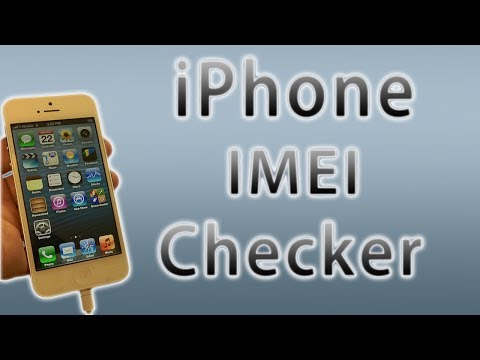 iPhone IMEI Checker - Carrier / Unlock Checker for iPhone X 8 7 6S SE 6 5S 5C 5 4S 4 iPad