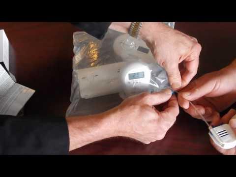 CO Experts Carbon Monoxide Tester Demonstration