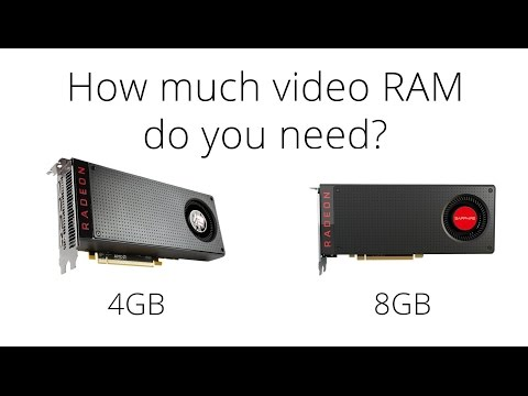 How Much Video RAM Do You Need?