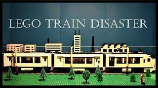 Lego Train Disaster