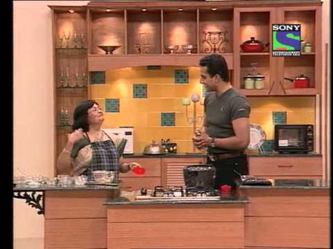 Cook It Up With Tarla Dalal - Episode 2 - Moong Sprouts Khichdi