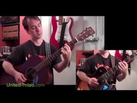 Jack Johnson - Banana Pancakes Guitar Cover