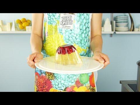 JellyTube - Episode 7 Floating Raspberry & Elderflower Jelly