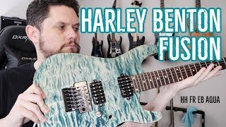 Best Budget Guitar I've Played? - Harley Benton Fusion-II HH