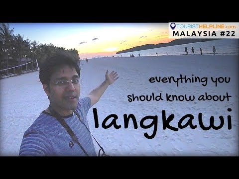 LANGKAWI: How to reach, Online ferry booking, Bike rentals, Best place to stay, Must visit places..