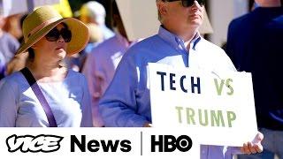 Trump Vs Tech Maple Syrup Mafia Vice News Tonight Full Episode hbo