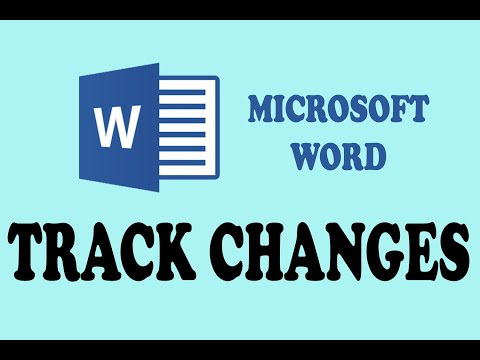MS WORD 2013 - WORKING WITH TRACK CHANGES FEATURE IN REVIEW TAB (PART 30) IN URDU / HINDI