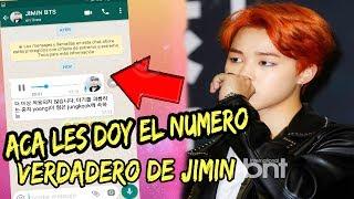 CONOCI A JIMIN DE BTS, Y ACA TE DOY SU NUMERO DE TELEFONO | JUAN GAGO