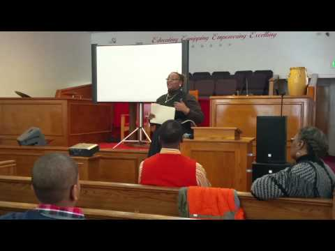 Jericho House of praise with Christine flowers