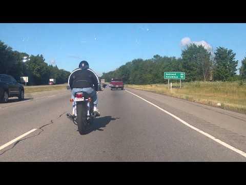 Joel CB500 I-71 South