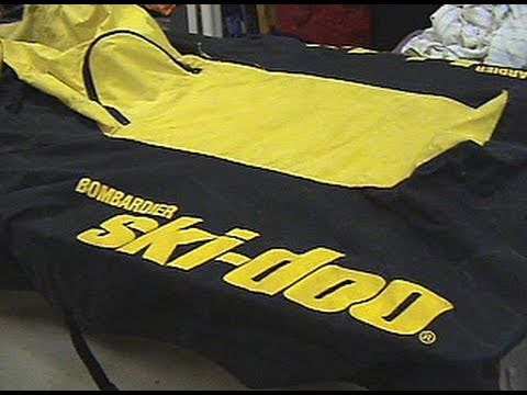 Ski-doo Snowmobile Cover Repair