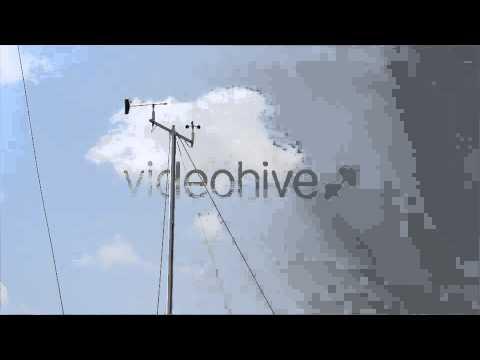 Weather Wind Indicator Instrument
