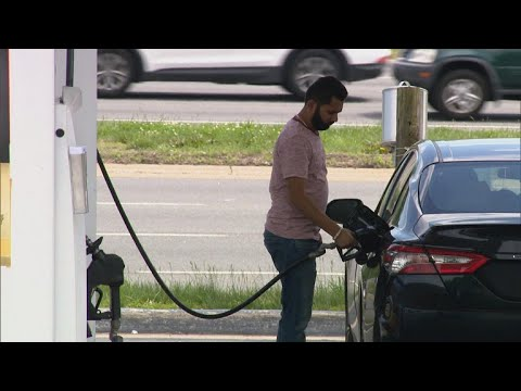 Americans paying nearly $3 per gallon ahead of holiday weekend