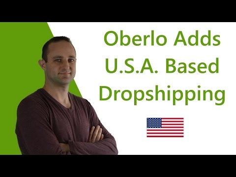 Oberlo Supply adds US Suppliers to their Dropshipping Software (Shopify)