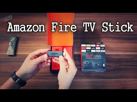 Amazon Fire TV Stick [Unboxing + Einrichtung + AirPlay Test]
