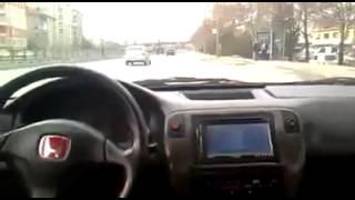 1 40 Saniyeye Dikkat Çata Pata Konya İşi Honda Turbo Hulk 2