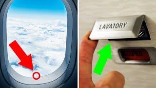 11 Airplane Secrets Flight Attendants Never Tell