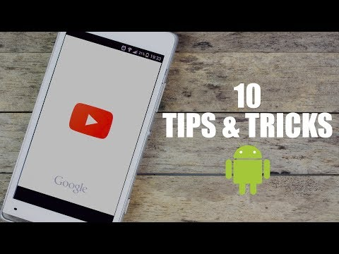 10 YouTube Tips & Tricks for Android