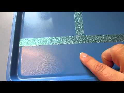 DIY Wednesday Cookie sheet chore charts