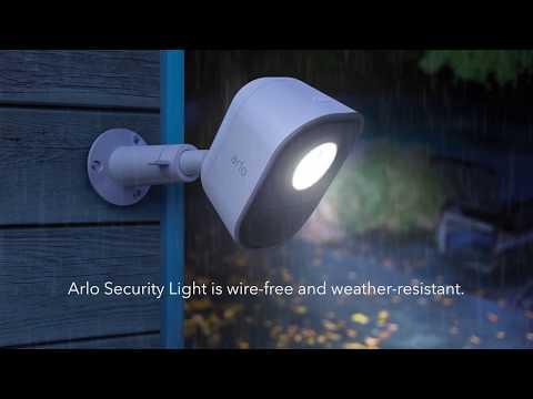 Meet the Arlo Security Light