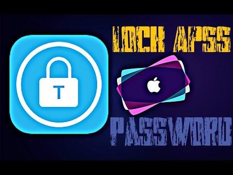 How To Lock/password Apps in iPhone/iPad/iPod