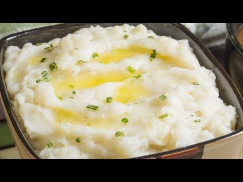The Secret To Making The Best Mashed Potatoes