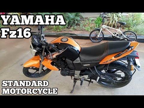 Yamaha Fz16 150cc Model 2009-Modified Color Bike