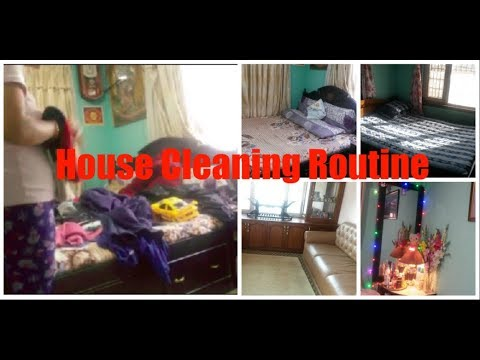 ENTIRE HOUSE CLEANING ROUTINE, DAILY HOUSE CLEANING ROUTINE, Prateeva AC