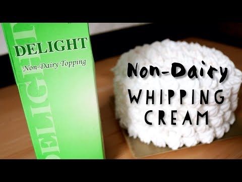Non Dairy Whipping Cream Tutorial | Kitchen Time with Neha