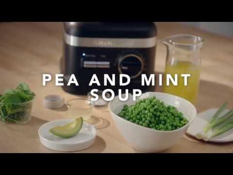 Pea and Mint Soup | KitchenAid