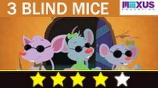 Sing Nursery Rhymes Songs - Three Blind Mice in kitchen