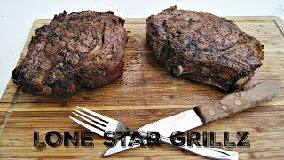 BBQ Brisket Recipe Cooked on 20 x 30 Smoker By Lone Star