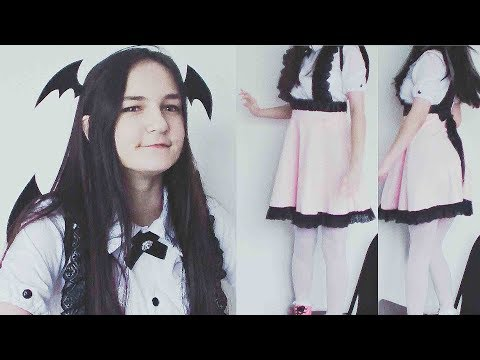 DIY * Costume Devil Wings * How to make Headband of cardboard * Tutorial