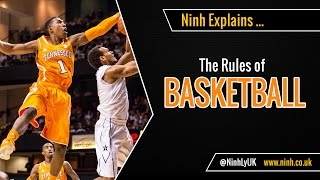 The Rules Of Basketball Explained
