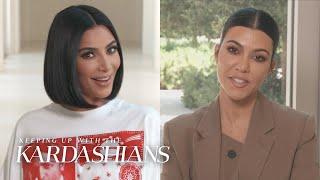 Kim, Kylie, Kourtney & Surprise Friend Send B-Day Wishes to Khloé Kardashian! | KUWTK | E!