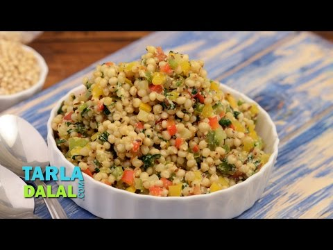 Jowar and Vegetable Khichdi (Protein, Fibre and Iron Rich) by Tarla Dalal