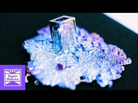 Rainbow Crystal Art | Stoned Mode
