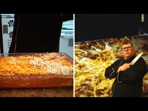 Gluten Free And Dairy Free Lasagna
