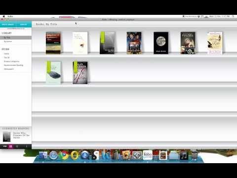 Kobo Desktop eBook reader Review