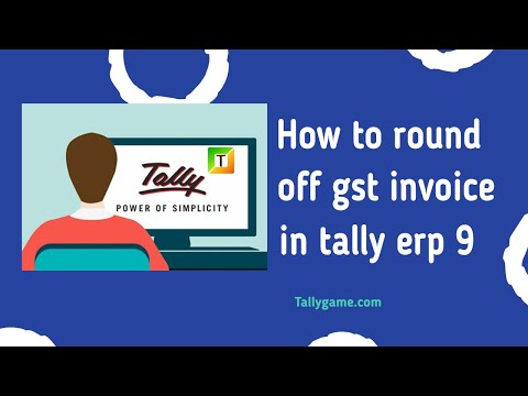 Round off in gst invoice new feature without voucher class
