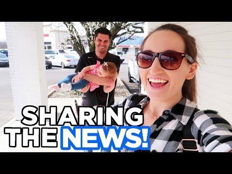 WE HAVE BIG NEWS!!!