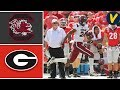 South Carolina Vs 3 Georgia Week 7 College Football 2019