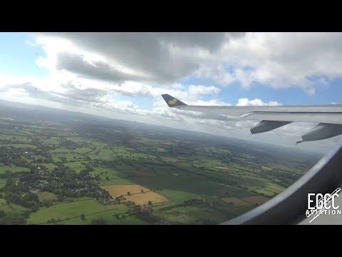 Thomas Cook Scandinavia A330-200 Manchester - Las Vegas McCarran Full Flight 02/07/17