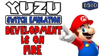 Switch Emulator] Yuzu Canary | Super Mario Odyssey | Intro